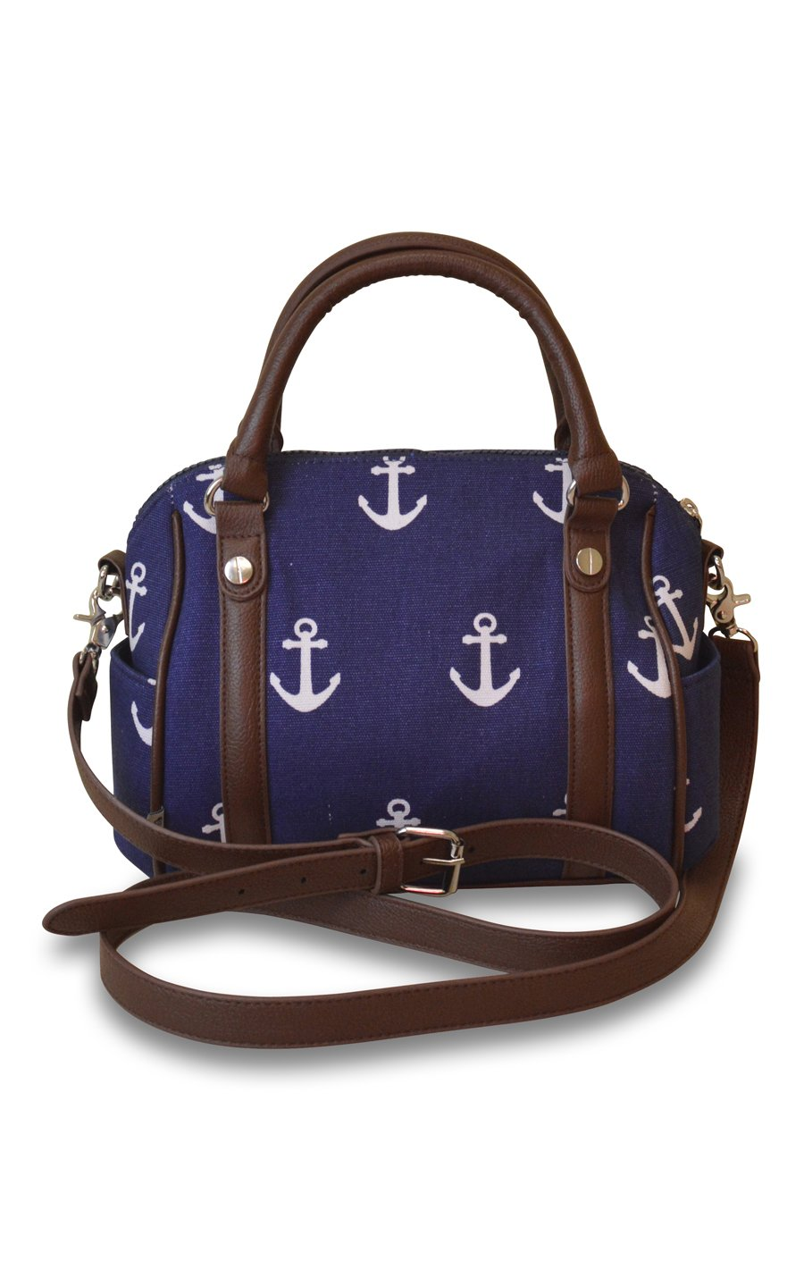 anchor mini satchel. - FINAL SALE