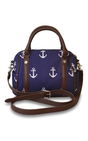 anchor mini satchel.