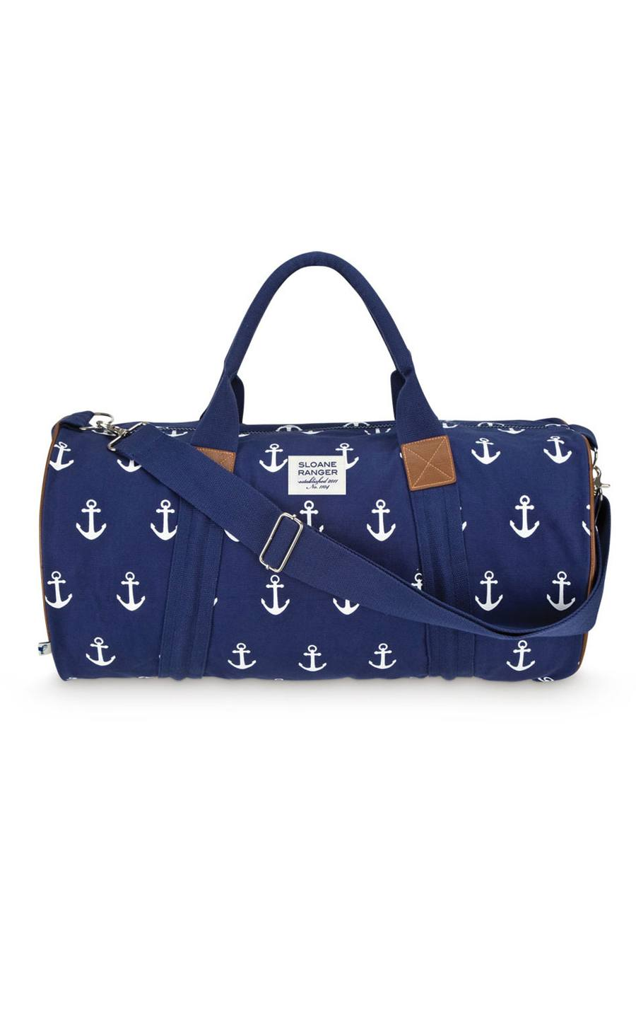 anchor duffel. - FINAL SALE