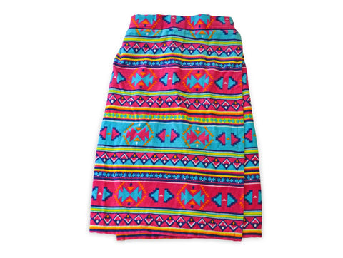 All For Color-Aztec Spa Wrap-Spa Wrap