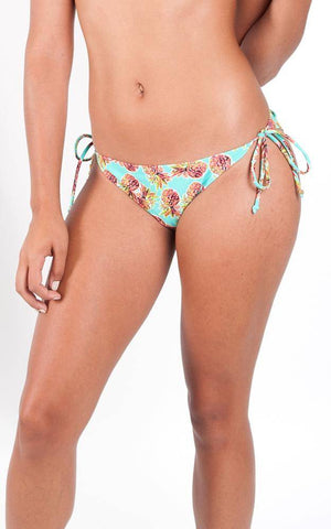 Pineapple Kiss String Bikini Bottom