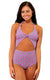 Femme Flora Cut Out One Piece - FINAL SALE