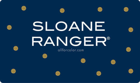 All For Color-Sloane Ranger Brand Gift Card-Gift Card
