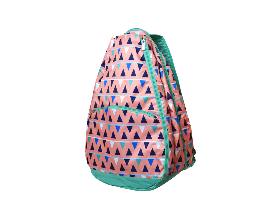 Sand Castles Tennis Backpack