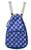 All For Color-Serve It Up Tennis Backpack - FINAL SALE-Tennis Backpack