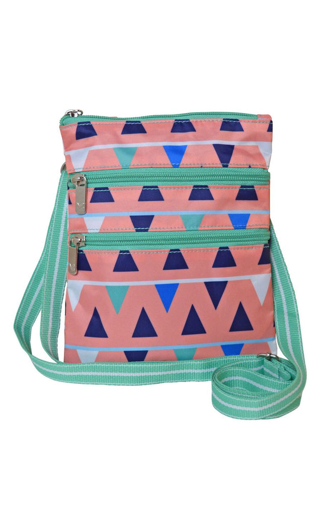 All For Color-Sand Castles Crossbody Bag-Crossbody Bag New