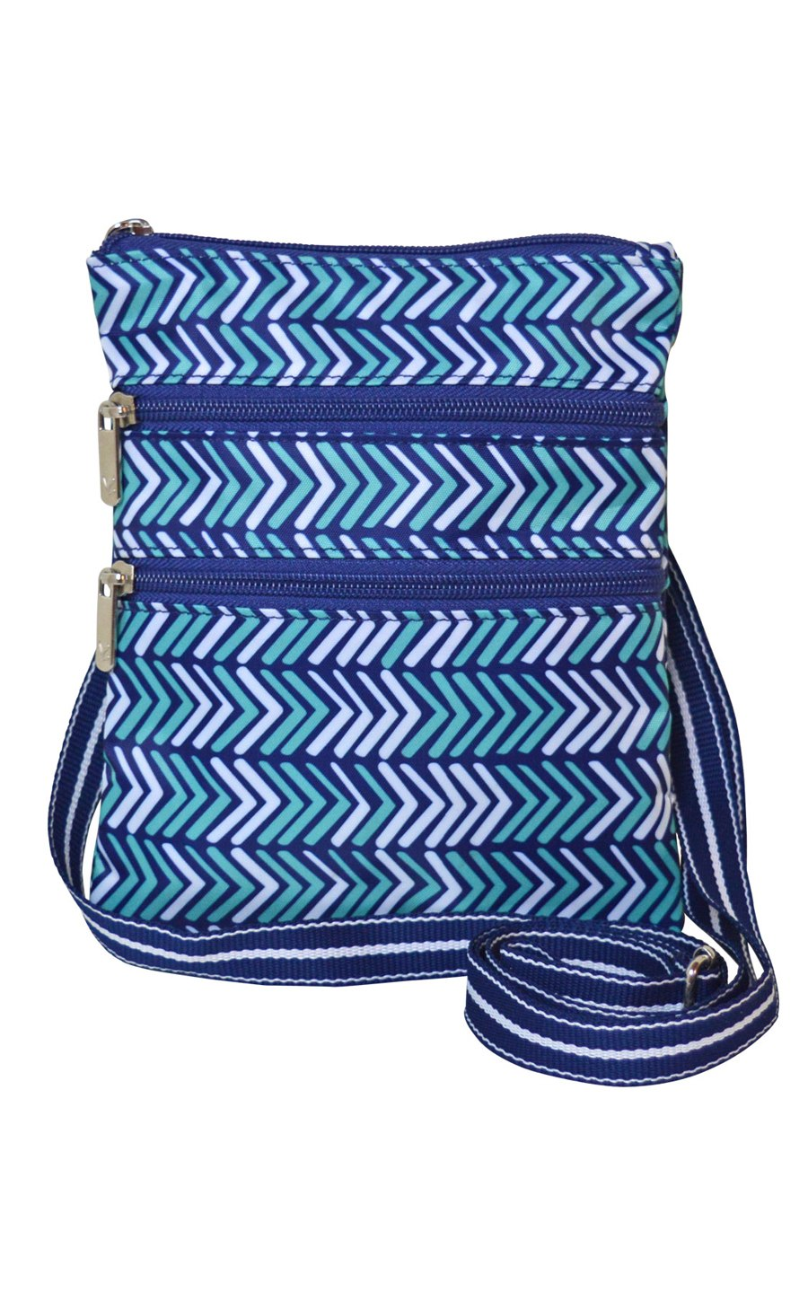 Vacay This Way Crossbody Bag