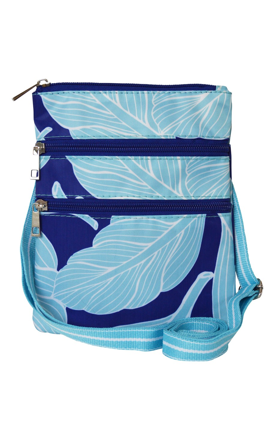 Palm Paradise Crossbody Bag