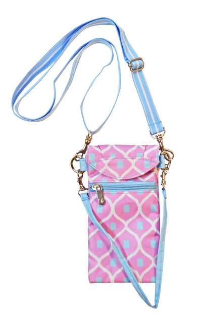 All For Color-Good Catch Smartphone Crossbody Bag-Smartphone Crossbody Bag