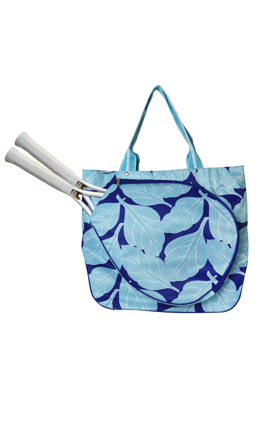 Palm Paradise Tennis Tote - FINAL SALE