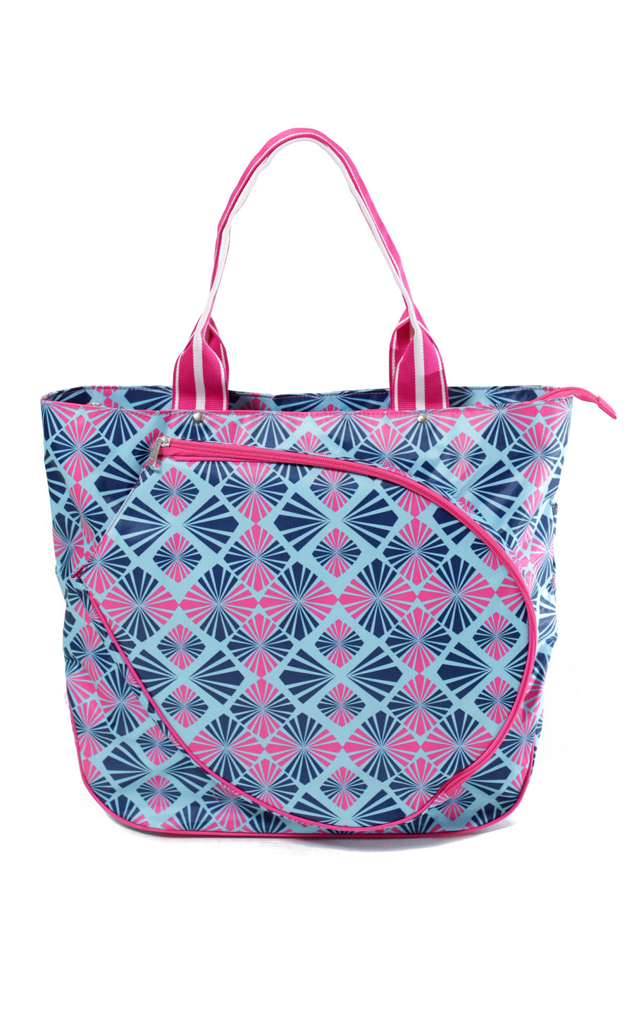 Summer Rays Tennis Tote - FINAL SALE