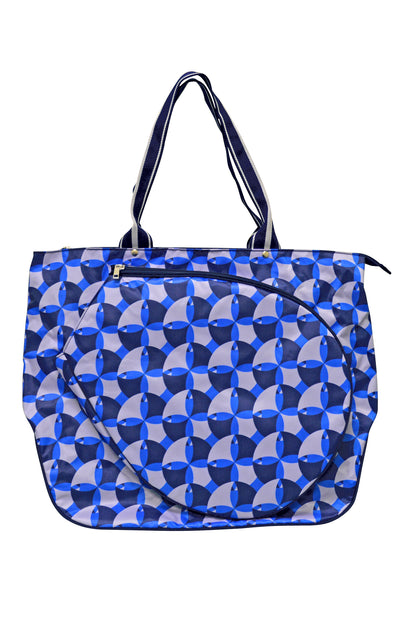 All For Color-Serve It Up Tennis Tote - FINAL SALE-Tennis Tote