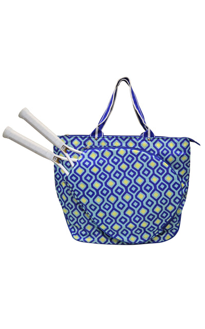 All For Color-Center Court Tennis Tote-Tennis Tote