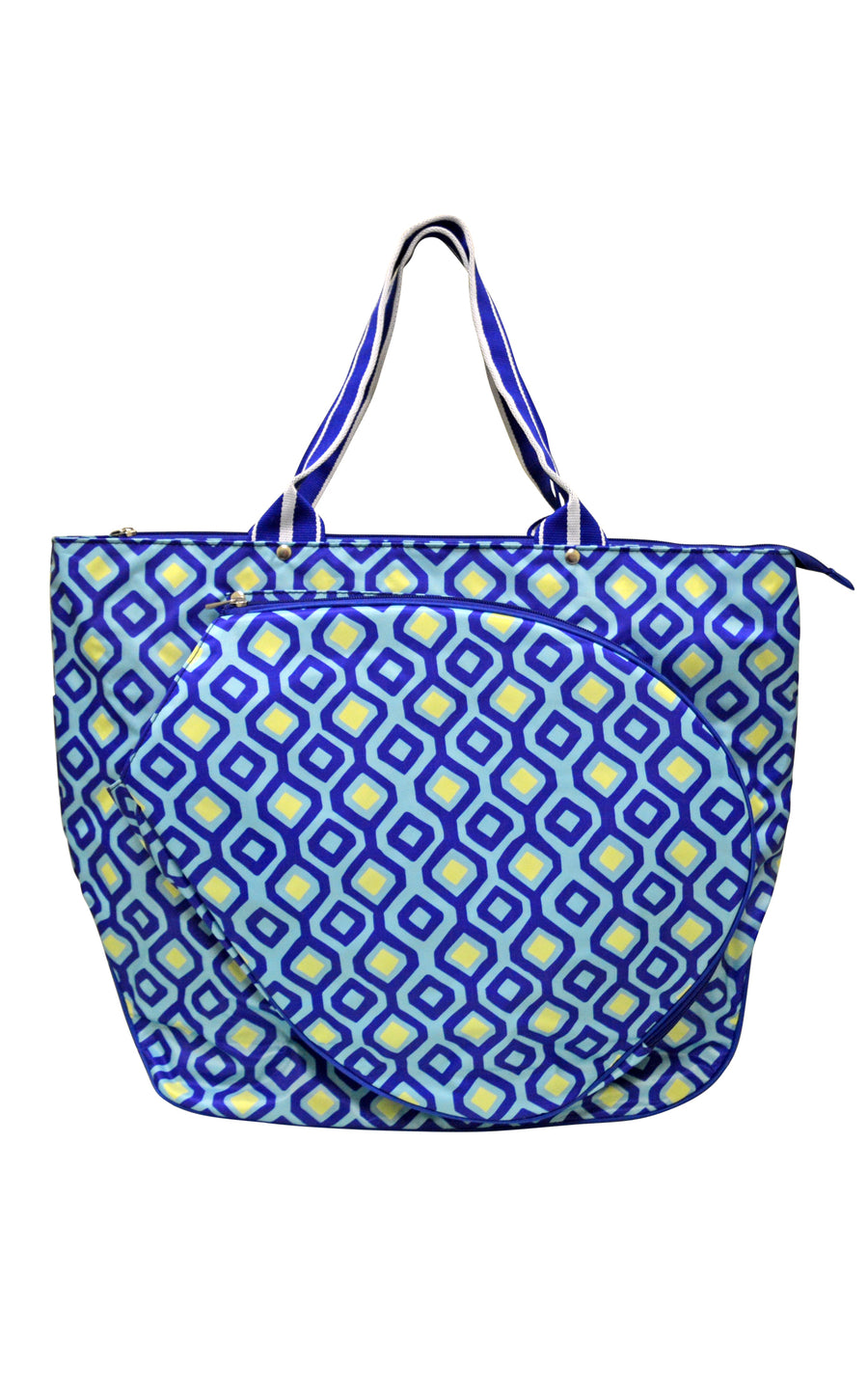 Center Court Tennis Tote - FINAL SALE