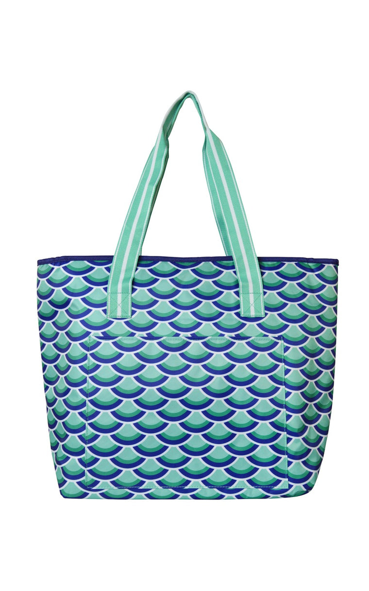 aa58e6ea428d All For Color-Mermazing Cooler Tote - FINAL SALE-Cooler Bag