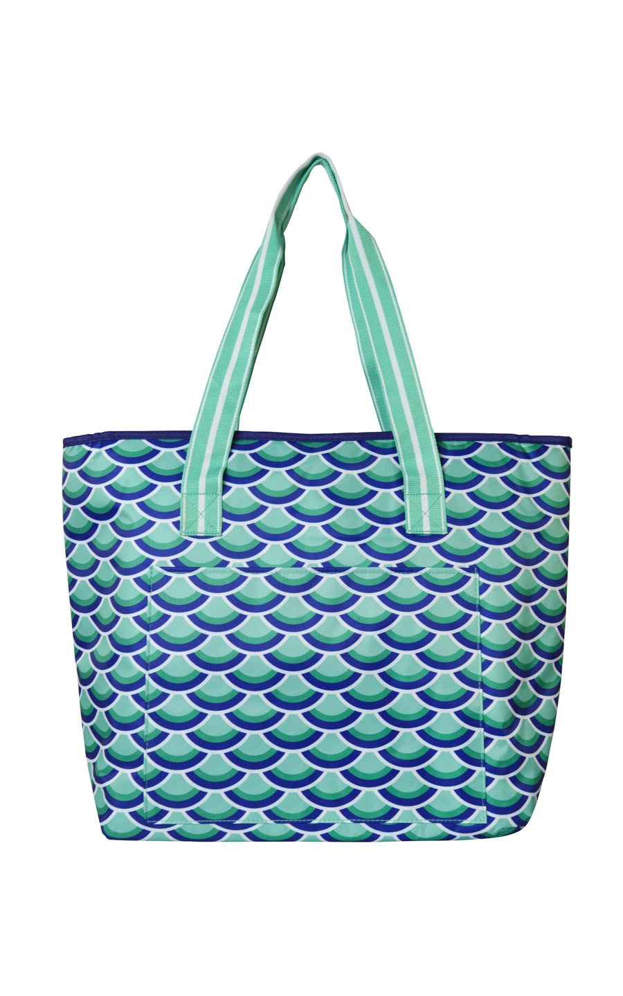 All For Color-Mermazing Cooler Tote - FINAL SALE-Cooler Bag