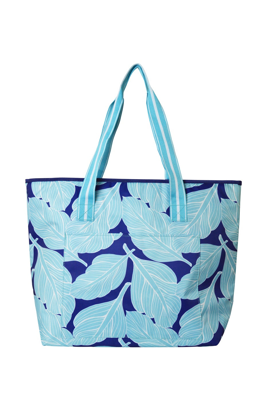 All For Color-Palm Paradise Cooler Tote - FINAL SALE-Cooler Bag