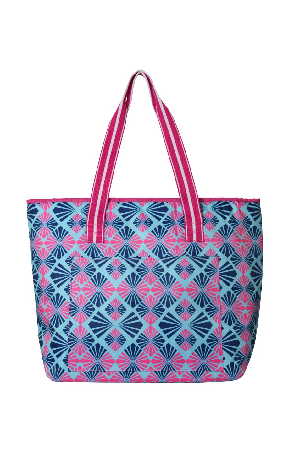 All For Color-Summer Rays Cooler Tote - FINAL SALE-Cooler Bag