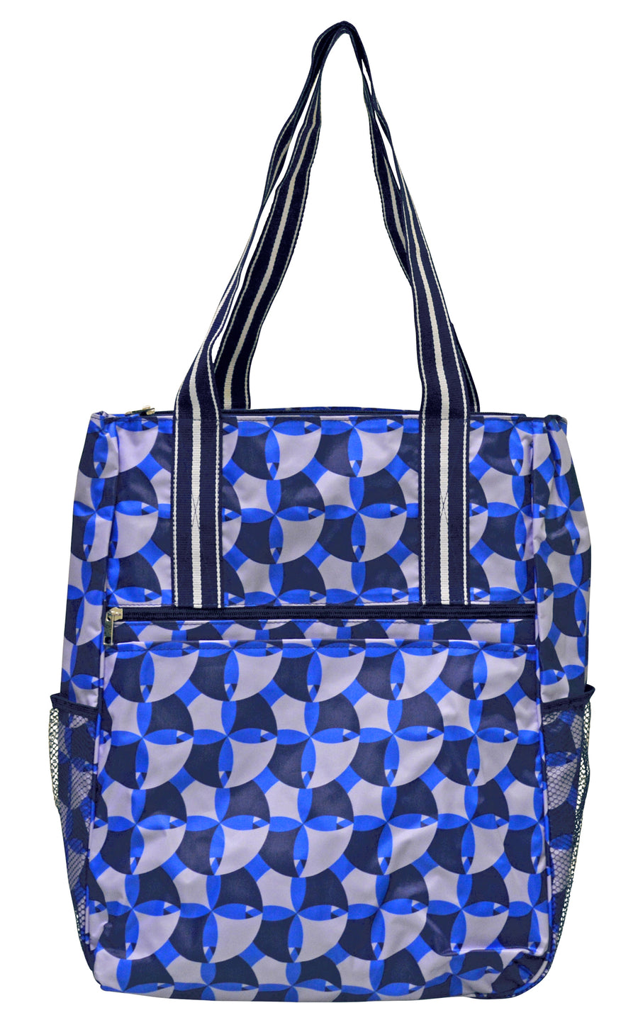All For Color-Serve It Up Shoulder Bag - FINAL SALE-Tennis Shoulder Bag