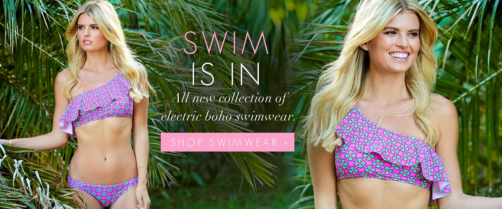 Spring 2018 Swimwear by All For Color