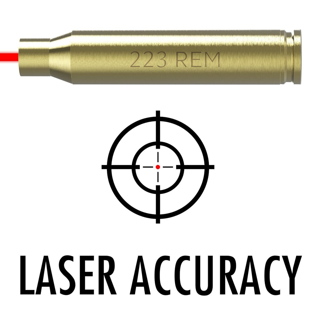 .223 Laser Bore Sight