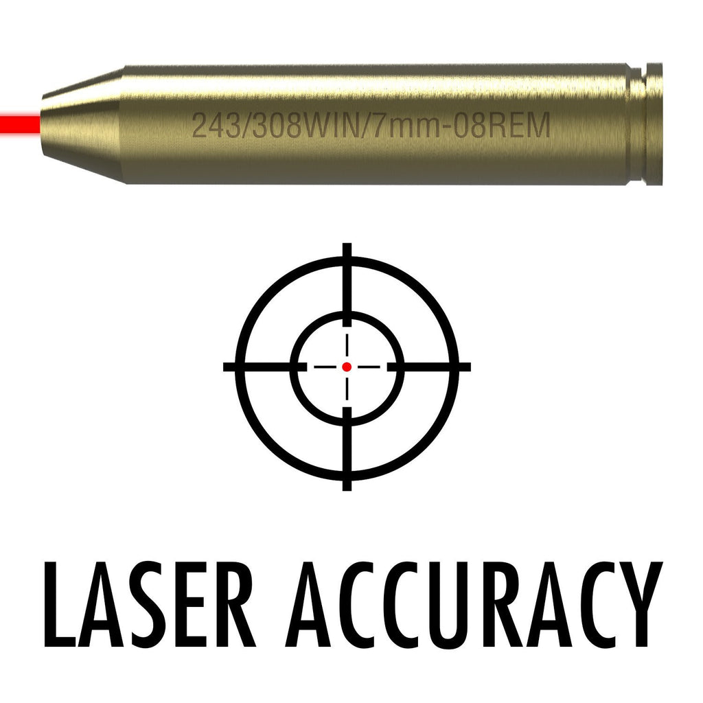 .308 Laser Bore Sight