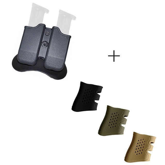 Glock Magazine Holder + Grip Sleeve Bundle