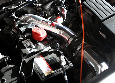 HPS Performance Red Cold Air Intake for 2004-2008 Acura TSX 2.4L-Air Intake Systems-BuildFastCar-837-122R