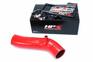 HPS Red Silicone Post MAF Air Intake Hose For Infiniti 03-07 G35 Coupe & Sedan 3.5L V6-Performance-BuildFastCar