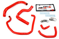 HPS Red Silicone Radiator+Heater Hose Kit for 95-04 Toyota Tacoma 2.4L/2.7L-Performance-BuildFastCar