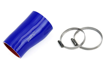 HPS Blue Silicone Post MAF Air Intake Hose Kit for Honda 17-19 Civic Type R 2.0L Turbo-Air Intake Systems-BuildFastCar