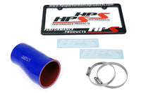 HPS Blue Silicone Post MAF Air Intake Hose Kit for Honda 17-19 Civic Type R 2.0L Turbo