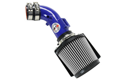 HPS Blue Shortram Air Intake Kit+Heatshield with Filter For 06-11 Honda Civic 1.8L-Air Intake Systems-BuildFastCar-827-163BL
