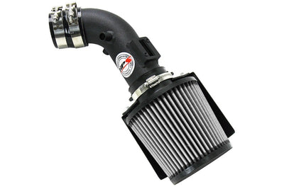 HPS Black Shortram Air Intake Kit+Heatshield with Filter For 06-11 Honda Civic 1.8L-Air Intake Systems-BuildFastCar-827-163WB