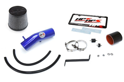 HPS Blue Shortram Air Intake Kit with Filter For 04-08 Acura TL 3.2L V6-Air Intake Systems-BuildFastCar-827-275BL-1