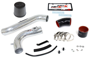 HPS Polish Cold Air Intake Kit with Filter For 08-12 Honda Accord 2.4L-Air Intake Systems-BuildFastCar-837-105P-2