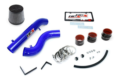 HPS Blue Cold Air Intake with Filter For 92-95 Honda Civic SOHC D/DOHC B Series-Air Intake Systems-BuildFastCar-837-110BL