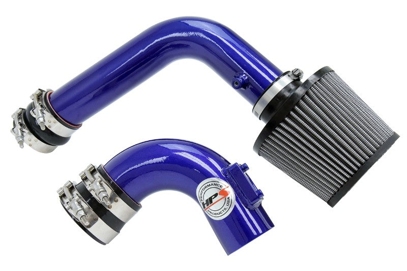 HPS Blue Cold Air Intake Kit with Filter For 03-09 Mazda Mazda3 2.0L/2.3L-Air Intake Systems-BuildFastCar-837-165BL-1