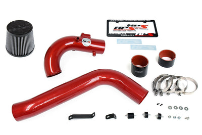 HPS Performance Red Cold Air Intake for 2011-2016 Scion tC 2.5L-Air Intake Systems-BuildFastCar-837-508R