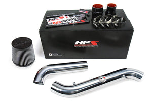 HPS Performance Polish Cold Air Intake for 1998-2002 Honda Accord 2.3L DX EX LX VP SE-Air Intake Systems-BuildFastCar-837-579P