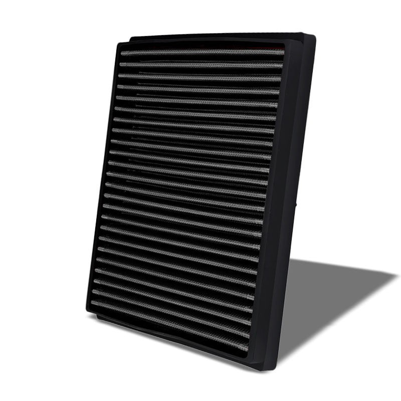 Black High Flow OE Style Drop-In Panel Cabin Air Filter For Acura/Honda Accord-Interior-BuildFastCar