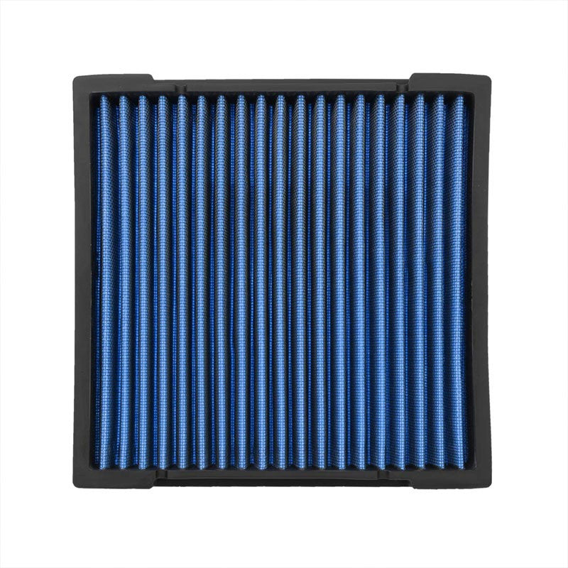 Blue High Flow OE Style Drop-In Panel Cabin Air Filter For Honda CR-V/HR-V/Civic-Performance-BuildFastCar
