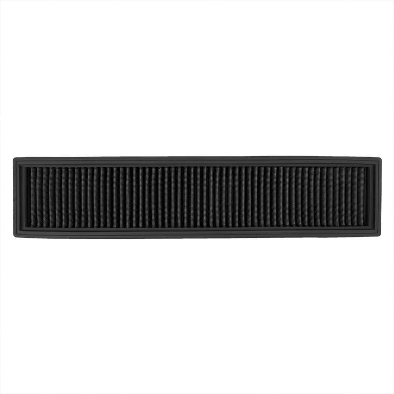 Black High Flow Cotton OE Style DropIn Dry Panel Air Filter For 04-07 Citroen C4-Performance-BuildFastCar