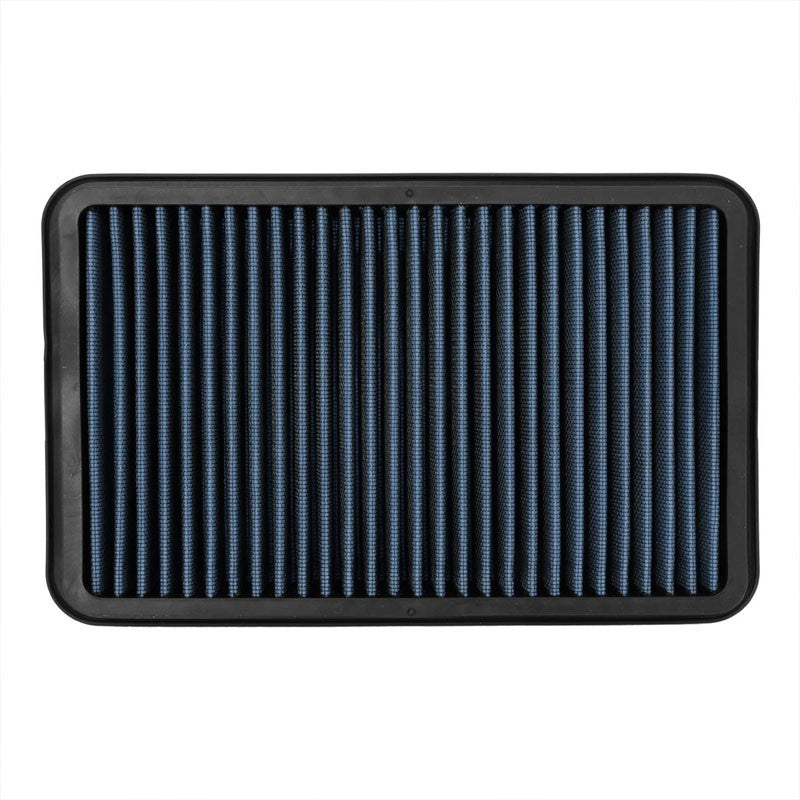 Blue Cotton OE Style Drop-In Panel Air Filter For 92-02 Toyota Corolla 1.6L/1.8L-Filter-BuildFastCar-BFC-AIRFILPAN-183-BL