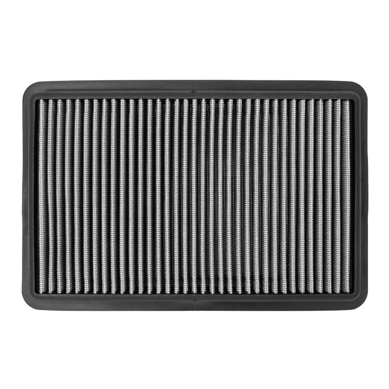 Silver Cotton OE Style Drop-In Panel Air Filter For 12-18 Mazda 3 2.0L/2.3L/2.5L-Filter-BuildFastCar-BFC-AIRFILPAN-184-SL