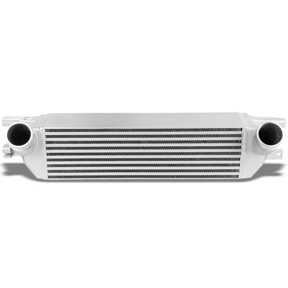 Metallic Front Mount Bar&Plate Intercooler 21X5.75 For 15-19 Mustang Ecoboost