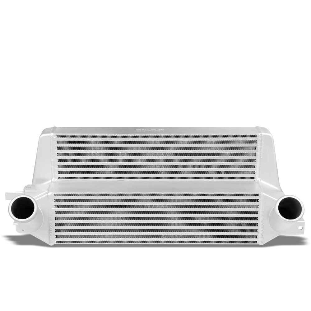 Metallic Front Mount Bar&Plate Intercooler 21X10.75 For 15-19 Mustang Ecoboost