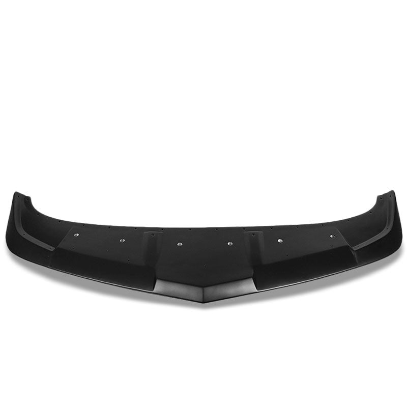 SS 1LE Style Front Bumper Lip Chin Wing Splitter Body Kit For 14-15 Chevy Camaro-Exterior-BuildFastCar