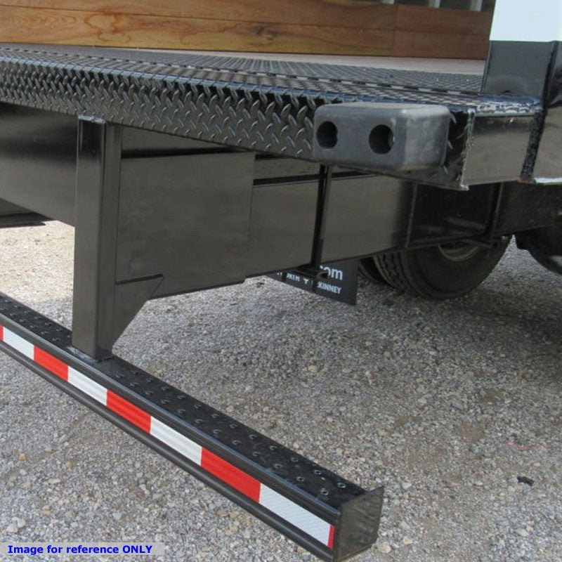 Molded Rubber Bumper Dock 6x2-7/8x3-1/4 For CHASSIS/TRAILERS/VAN/FLATBED/REEFER-Wheel Parts-BuildFastCar-BFC-MBUMP-02