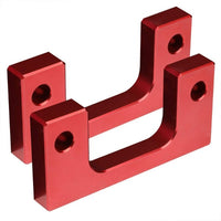 "1"" Front Red Low Mount Leveling Lift Kit Spacer For 07-17 Silverado 1500-Suspension-BuildFastCar"